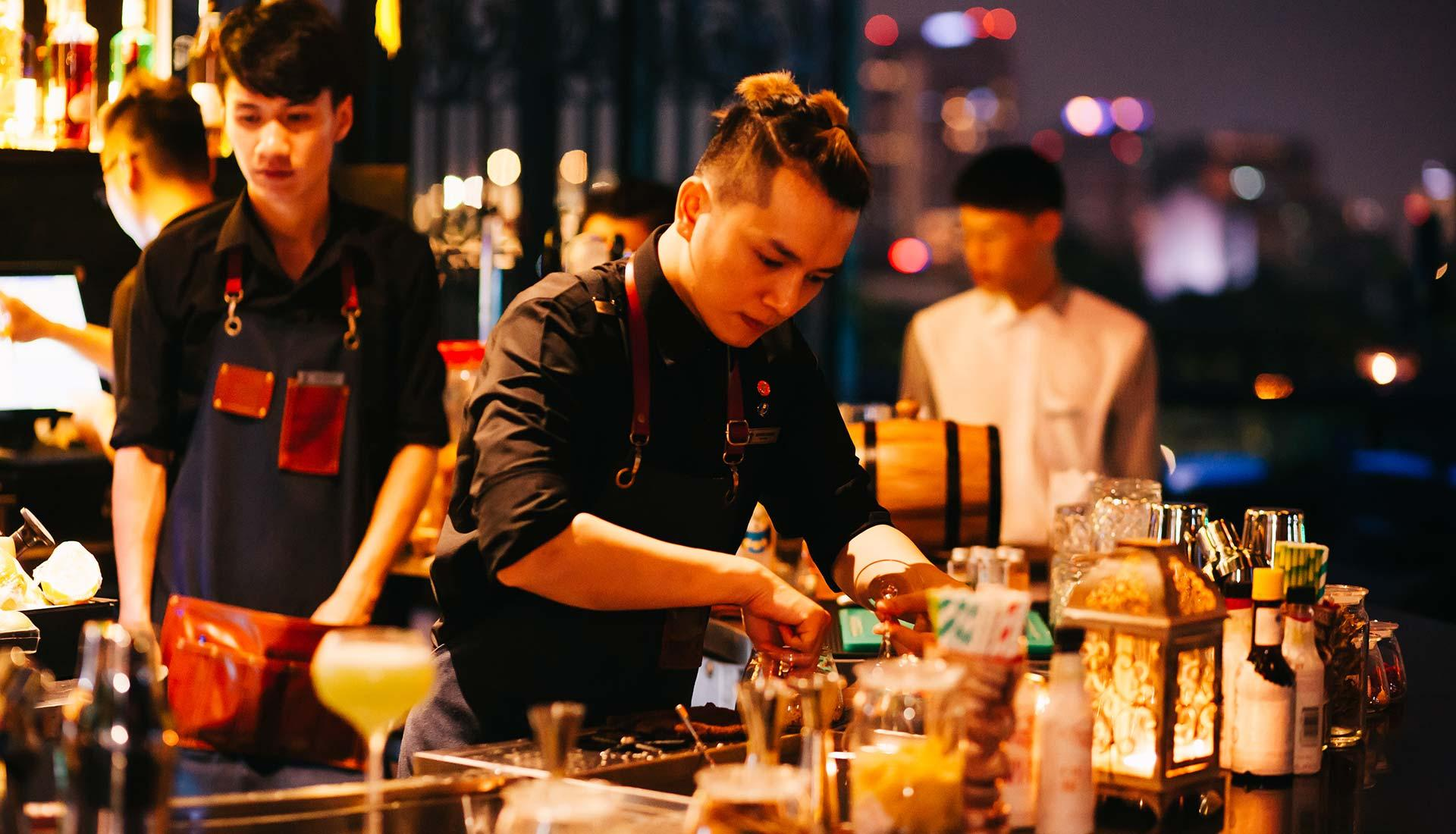 Terraço Sky Bar - Events