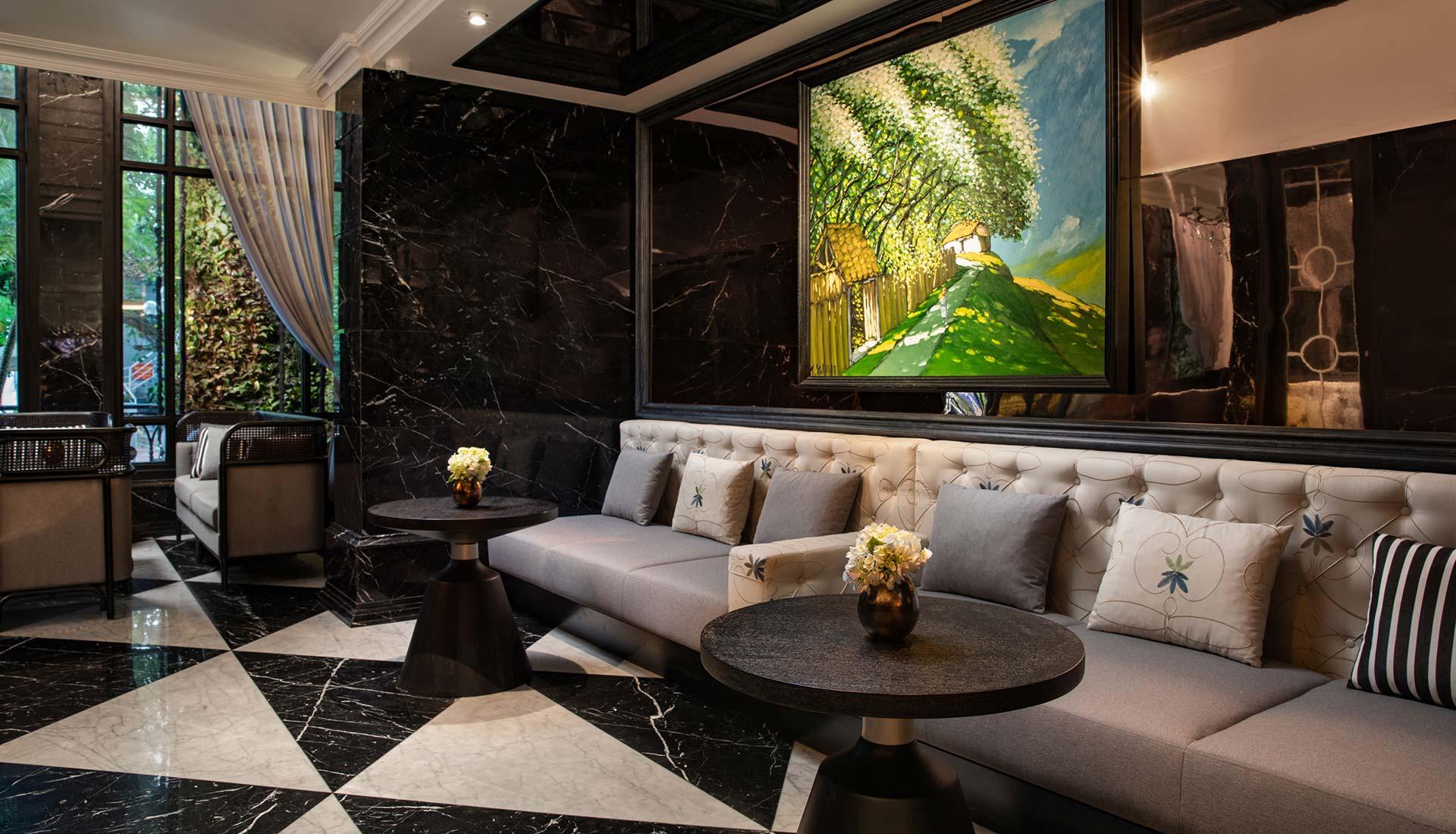 Lobby Lounge La Sinfonia Del Rey Hotel Spa