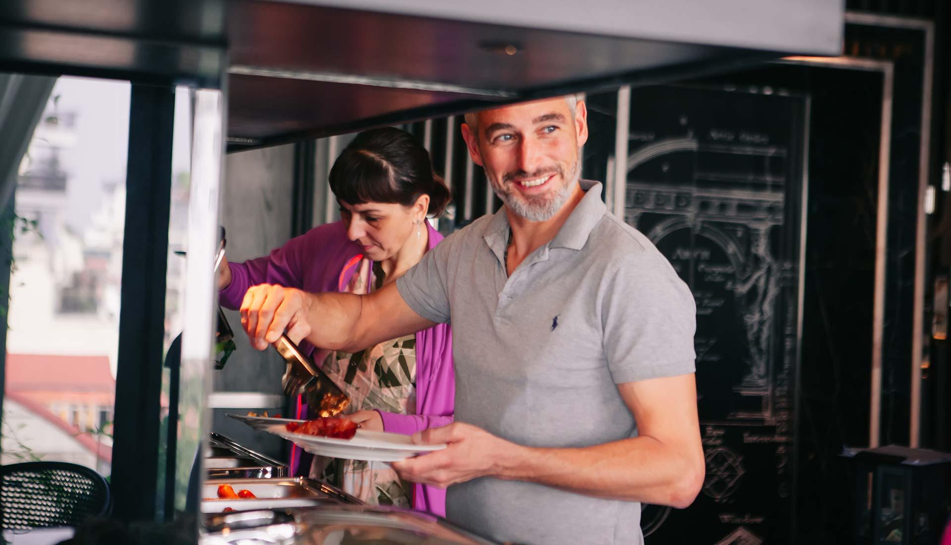 The Rhythms Restaurant